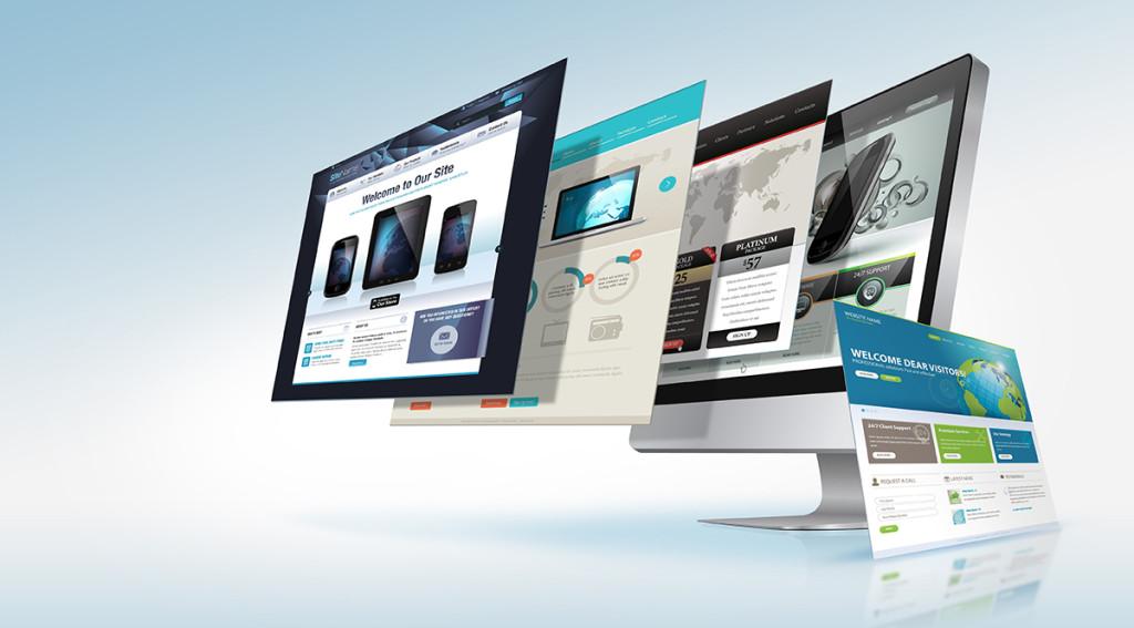 Создание и раскрутка веб-сайта
