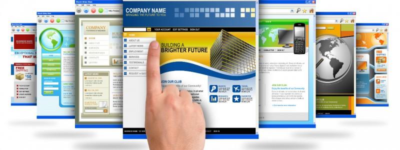Создание страницы сайта