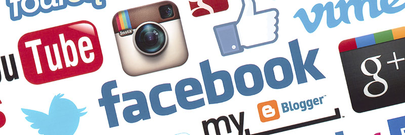 Продвижение через социальные сети