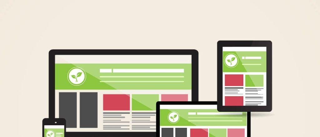 Создание дизайна веб сайта