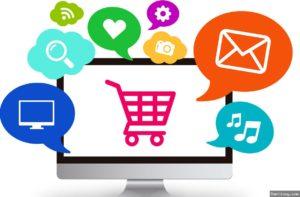 Проект создания интернет магазина