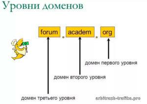 Создание сайта с доменом