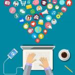 Работа по продвижению в социальных сетях