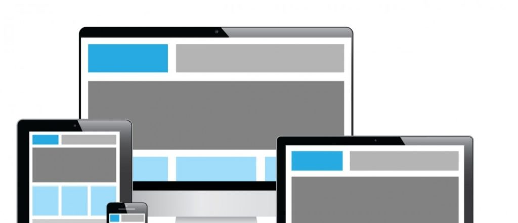 Визуальное создание сайта