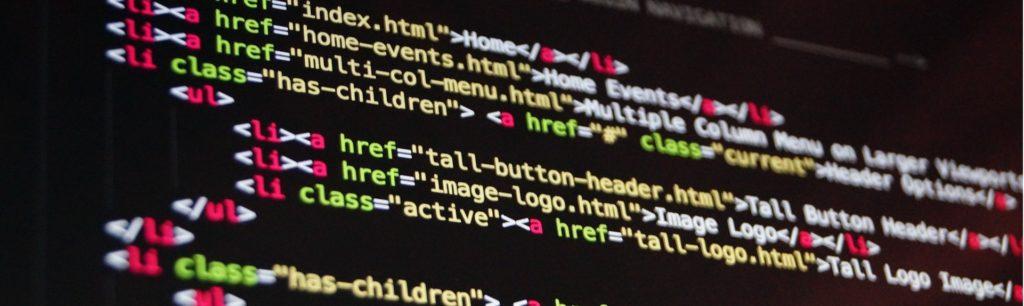 Языки программирования для создания веб сайтов