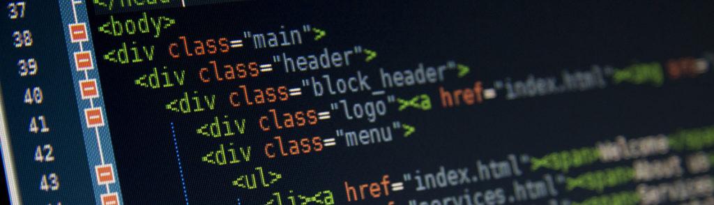 Разработка интернет сайта компании