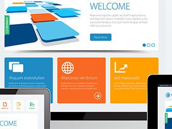 Дизайн и разработка WEB сайта