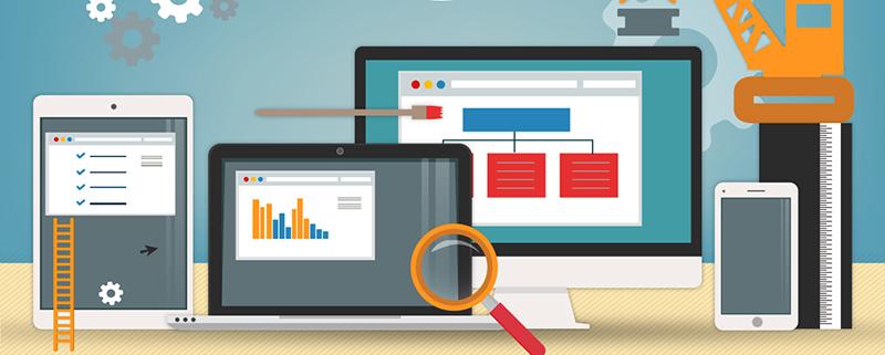 Этапы создания дизайна сайта