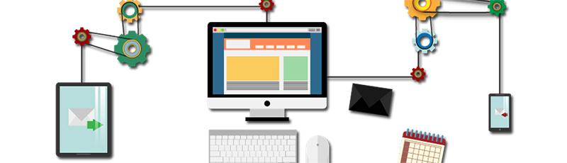 Разработка дизайна страниц сайта