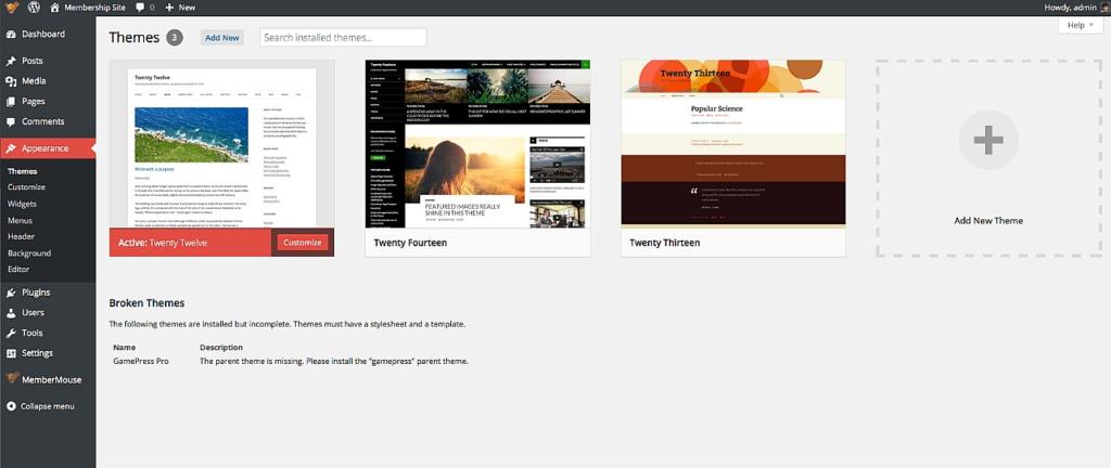 Создание личного кабинета на сайте