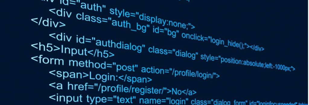 Создание web сайта html