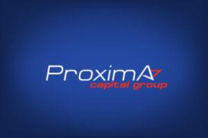 Разработка логотипа Proxima Capital Group