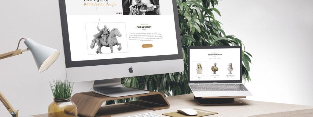 Создание веб сайтов и раскрутка