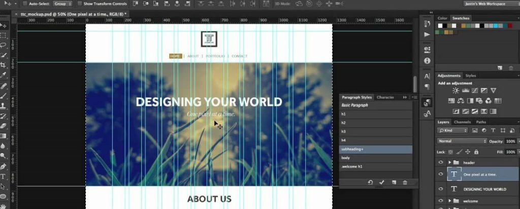 Студия web дизайна