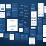 Создание интерфейса сайта