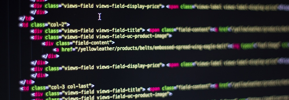 Разработка технического сайта