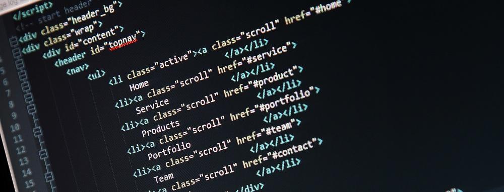 Разработка сайта с использованием языка