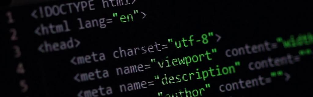 Описание создания сайта